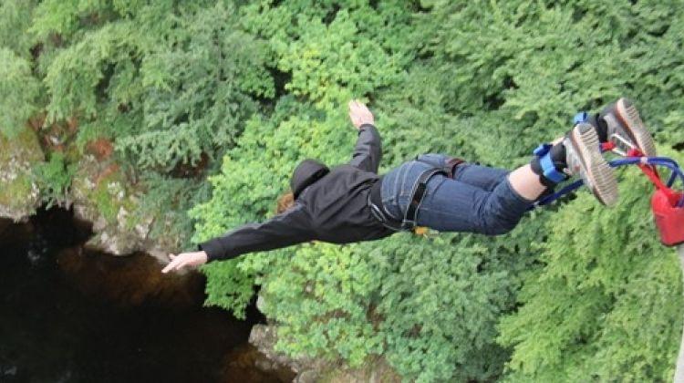 Bungee Jump Scotland