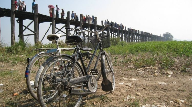 Burma Heritage by Bicycle