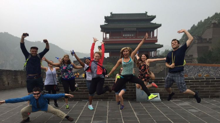 Bus Tour to the Badaling Great Wall of China from Beijing