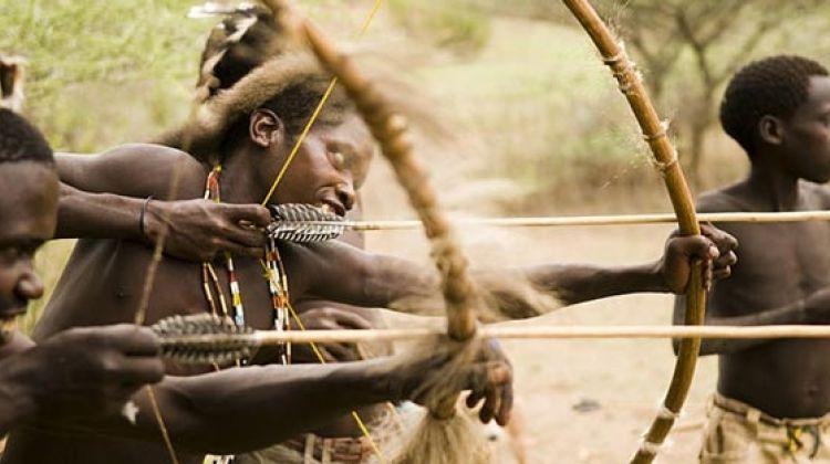 Bushmen Safaris in Serengeti