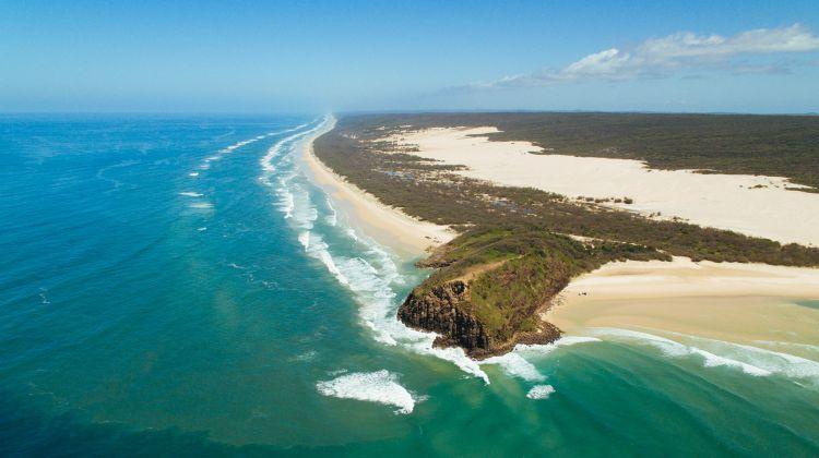 Cairns to Brisbane Express Tour