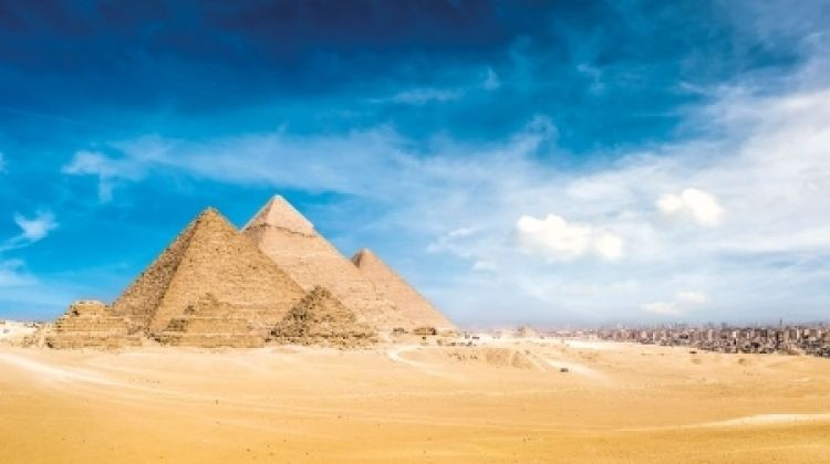 Cairo & Cruise On The Nile: The Land Of The Pharaohs (port-to-port)