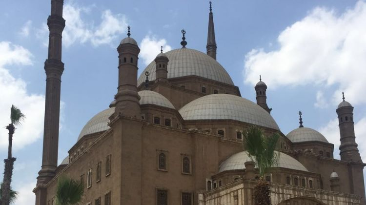 Cairo City One Day Tour to Egyptian Museum & Citadel
