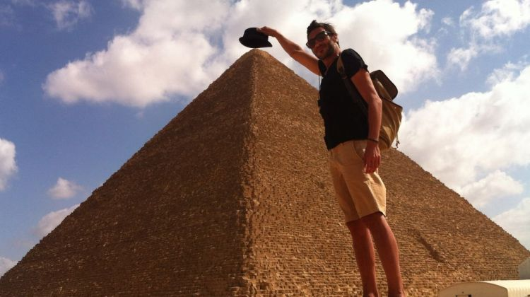 Cairo Tours Visiting Giza Pyramids and Sphinx