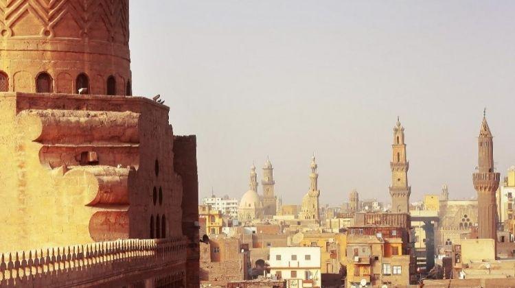Cairo Walking Tour