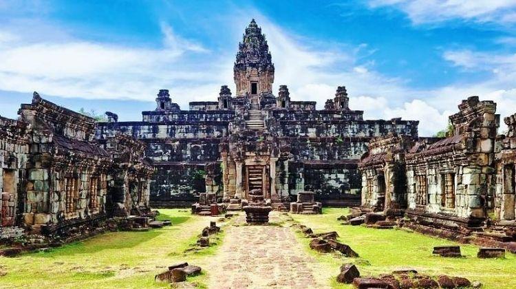 Cambodia Encounters