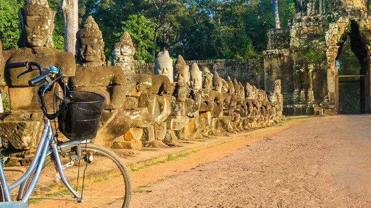 Cambodia - Hike, Bike & Kayak