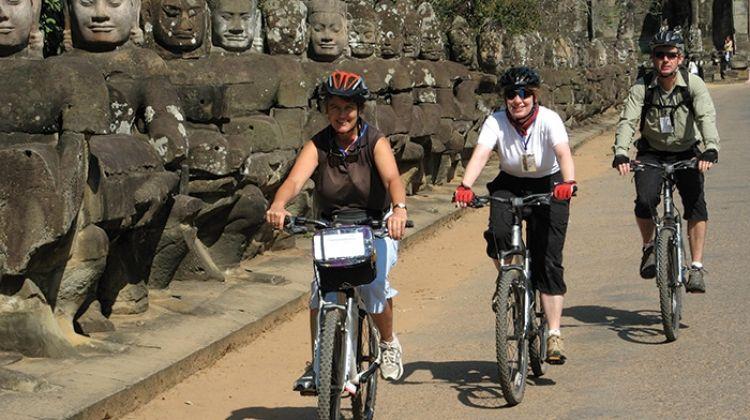 Cambodia - Hike, Bike & Kayak