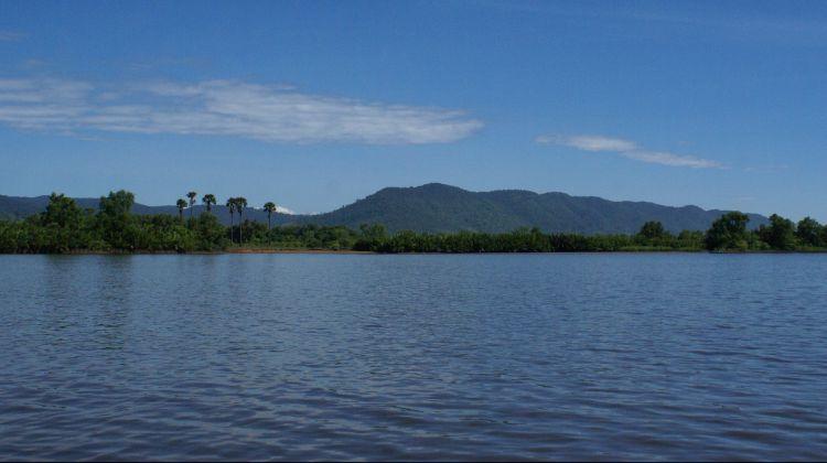 Cambodia's coast