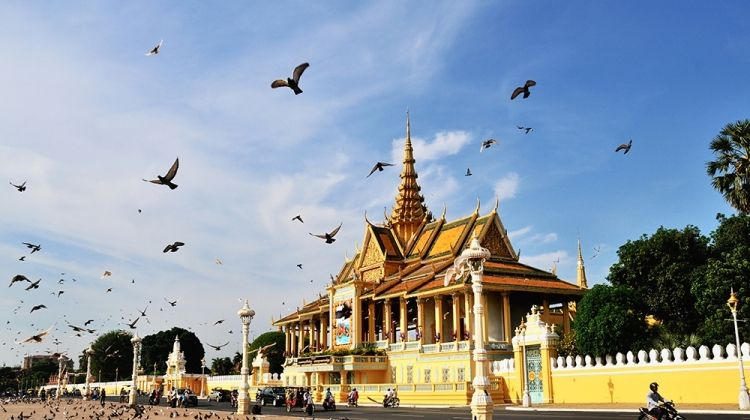 Cambodian Trails - Angkor and Beyond