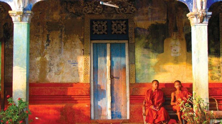 Cambodian Traveller