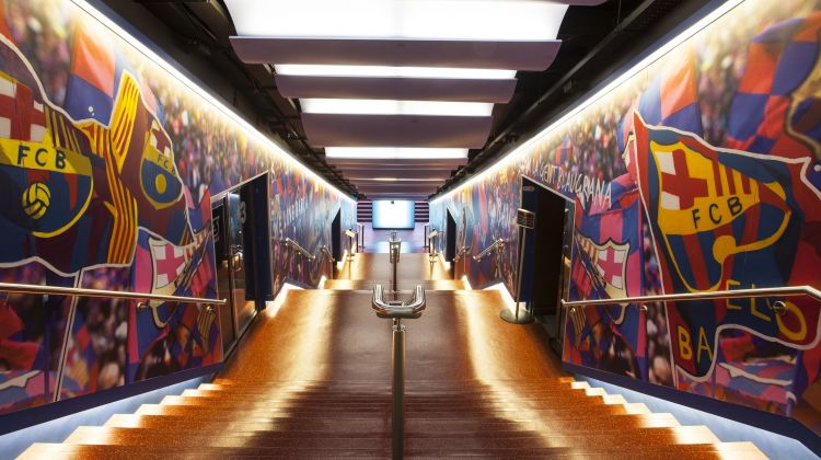 Camp Nou Experience: F.C. Barcelona Museum