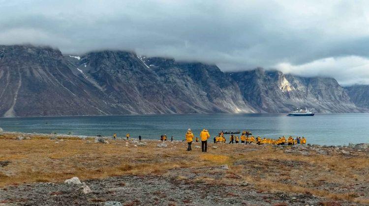 Canadian Remote Arctic: Northwest Passage to Ellesmere & Axel Heiberg Islands