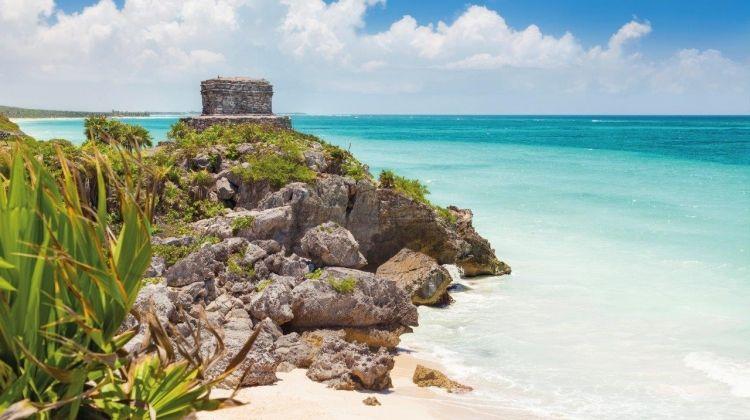 Cancun: Beach Escape To The Mexican Caribbean, Private Tour (ai)