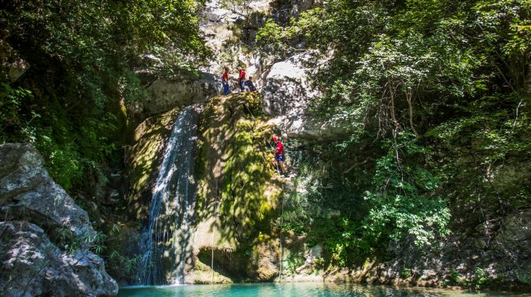 Canyoning & Hiking In Coastal  Montenegro