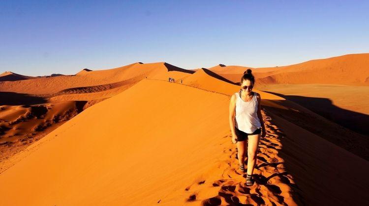 Cape Desert Safari - Northbound 11 Days