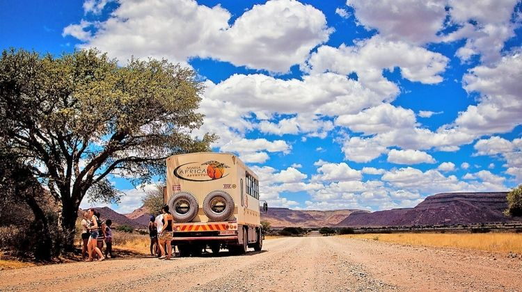 Cape Desert Safari - Southbound Accommodated 11 Days