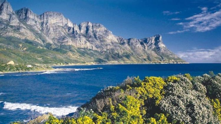 Cape to Kenya -  43 days