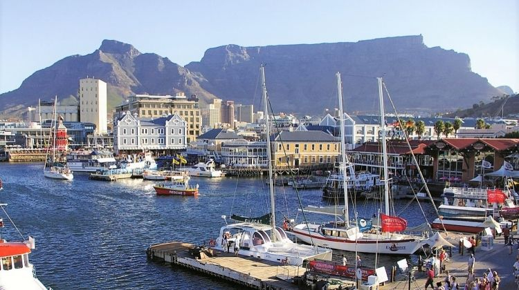 Cape Town City Stay 4 Days