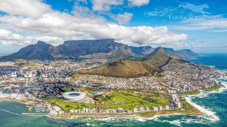 Cape Town, Table Mountain & Kirstenbosch Tour