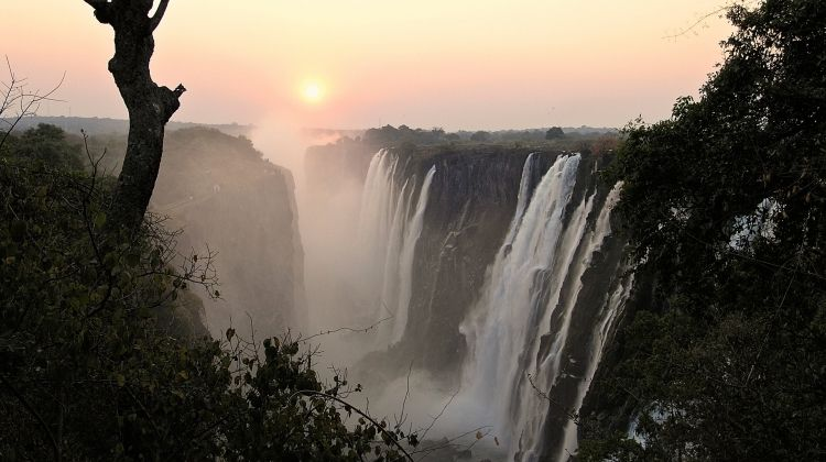 Cape Town to Victoria Falls - Camping Reverse