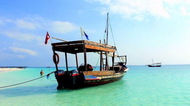 Cape Town to Zanzibar 35 Days