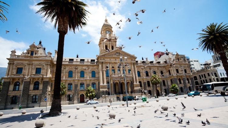 Cape Town's Architectural Gems, Private Tour