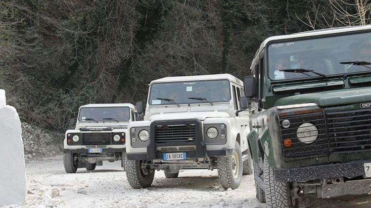 Carrara Marble Quarries, Pisa & Lucca Tour from Siena