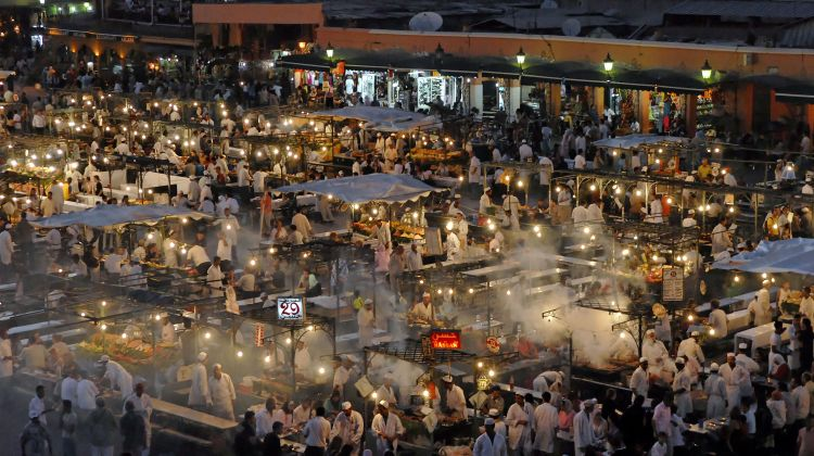 Casablanca & Marrakech Tour