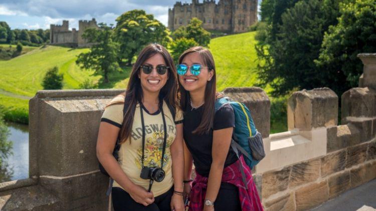 Castles and Broomsticks