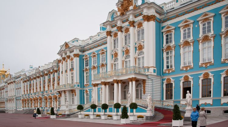 Catherine Palace and Amber Room Private Workshop Tour