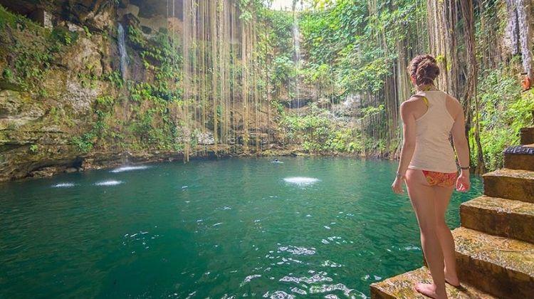 Cenotes Underground Snorkel