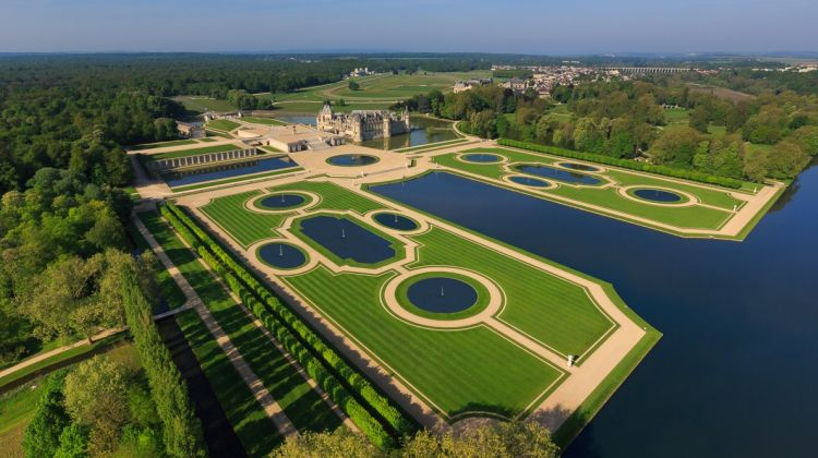 Château de Chantilly Tour from Paris