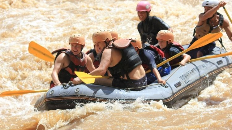 Chiang Mai Bike and Raft Adventure