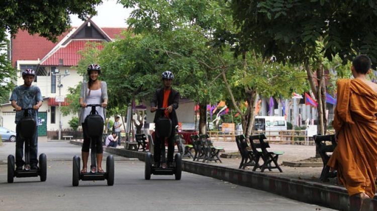 Chiang Mai Segway Tour