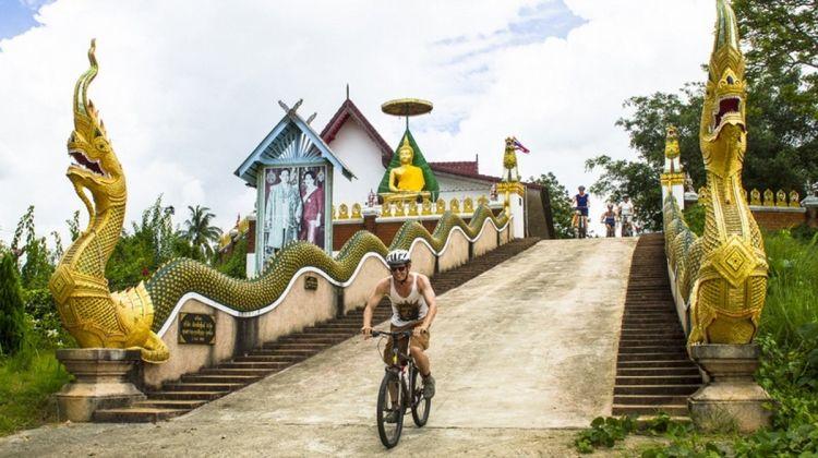 Chiang Mai to Chiang Rai by Bike