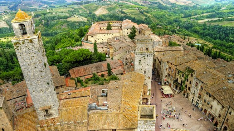 Chianti and San Gimignano Grand Tour from Siena
