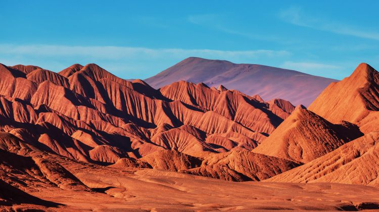 Chile, Patagonian Lakes and Atacama Desert