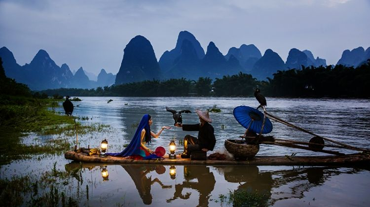 China: Culture and Nature