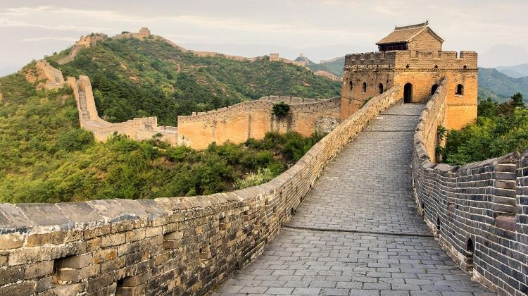 China: Great Wall Hike, Bike & Kung Fu