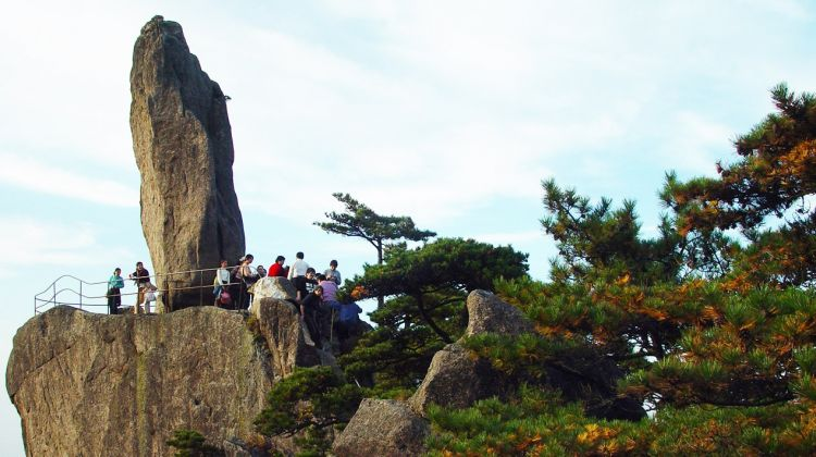 China Highlights Tour: Amazing Huangshan (Yellow Mountain)