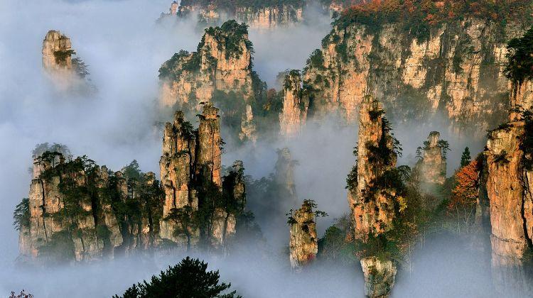 China Highlights Tour: Amazing Zhangjiajie
