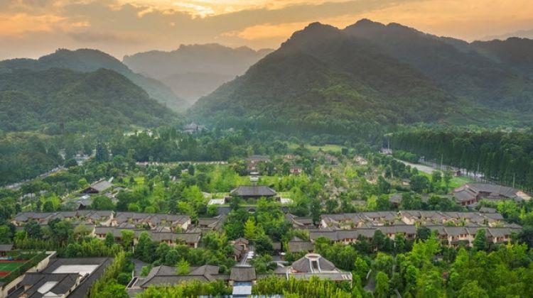 China Luxury Wellness And Spa Retreat