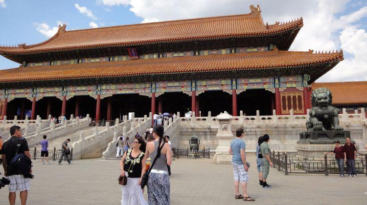 China Tour: Beijing, Xian & Shanghai - No Shopping Stops
