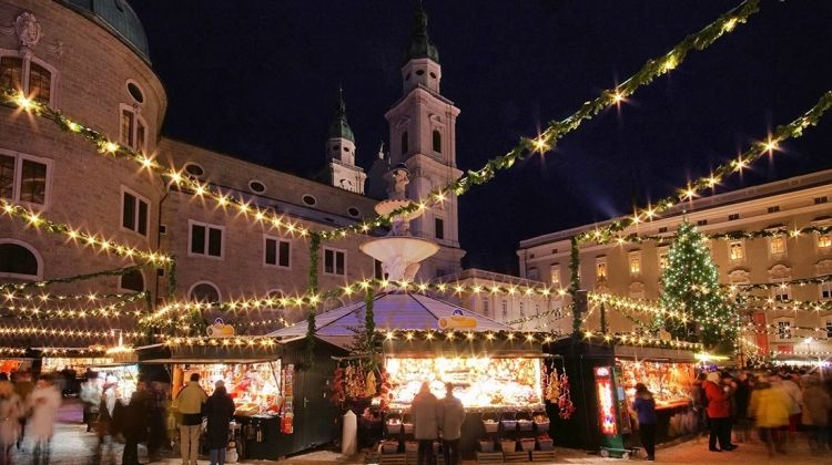 Christmas Markets of Central Europe