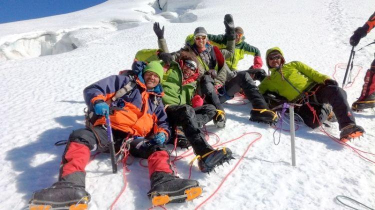 Chulu Far East Peak Climbing