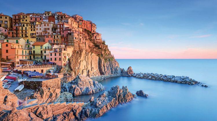 Cinque Terre & Porto Venere Tour from Pisa