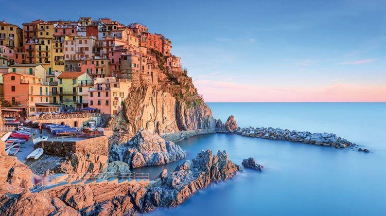 Cinque Terre & Portovenere Tour from Siena