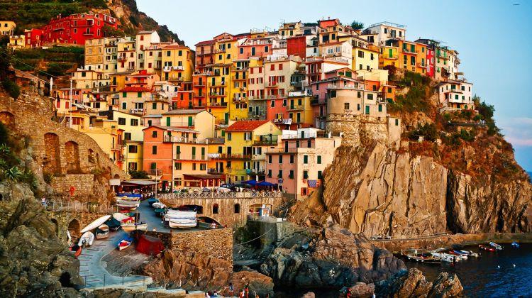 Cinque Terre Tour Tour from Lucca