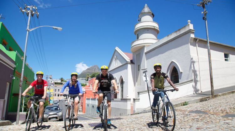 City cycle tour